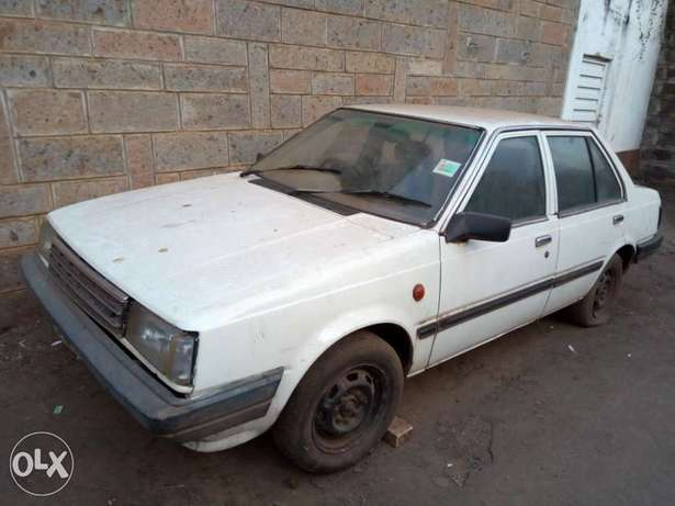 Nissan B11,in good condition,only tire change pressure,Ingine ok City Centre - image 4