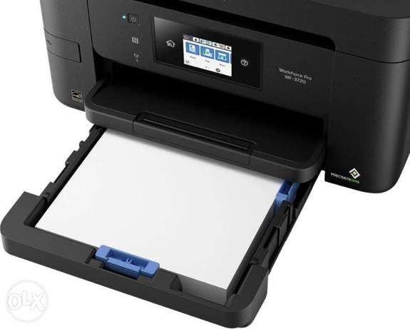 WorkForce Pro WF-3720 WiFi Auto Two sided All-in-One Printer, NEW! Nairobi CBD - image 3