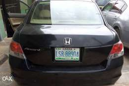 Very clean Registered 2009 Honda Accord neatly driven