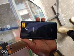 Used infinix note 4