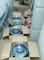 """17"""" tsw 4/108 pcd will fit ford . fiesta and bantum and other 108pcd"""