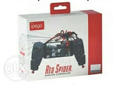 Red Spider Controller (play PubG on Android mobiles)