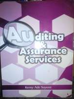 Auditing text book for Accounting students