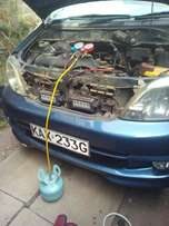 Car airconditioning and repair services