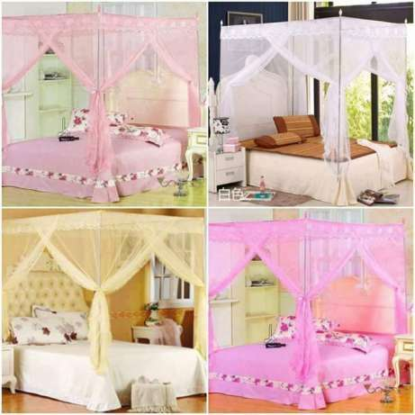 Portable mosquito net with metallic stand Allsops - image 1
