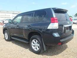 Landcruiser Prado TX Hire Purchase Deposit