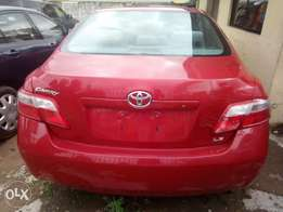 Super clean Toyota Camry 2009 model accident free Lagos cleared