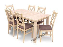 Dab Sonoma Stoły I Krzesła Olxpl
