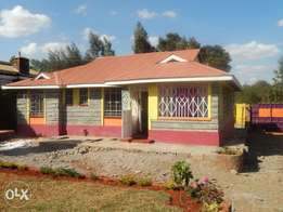 3 bedroom house. Lower kabete, kikuyu kiambu.