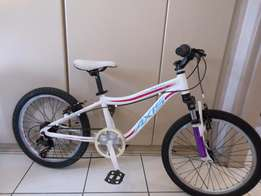 "Axis 20"" girls mtb"