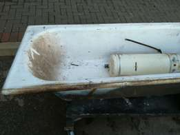 Cast iron bath to sell