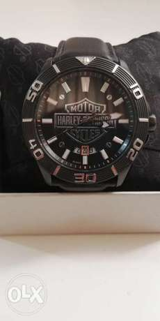 Harley davidson Bulova watch new