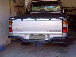 2002 Mazda Drifter Double Cab