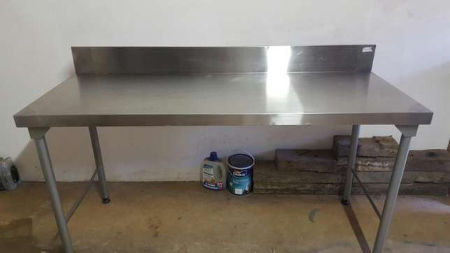 Stainless Steel Table Montana - image 1