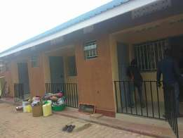 Namugongo doubleroomed house for rent at 350k