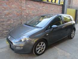 2013 Fiat Punto 1.4 T lounge multi air