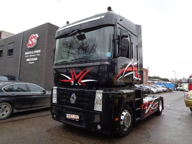 Renault Magnum 480 Dxi Full Options/ Top - 2012