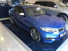 BMW M235i coupe auto