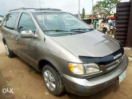 Top Quality Sienna Tokunbo Registered