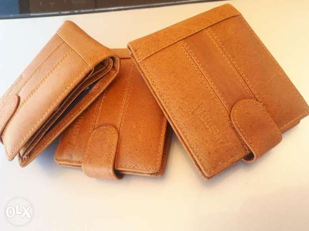 Quality Leather wallets