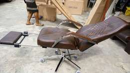Executive chair for MD Italian made