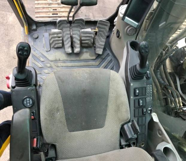 Volvo Ec360 C **bj 2008 * 6450h* Hammerltg.** - 2008 - image 17