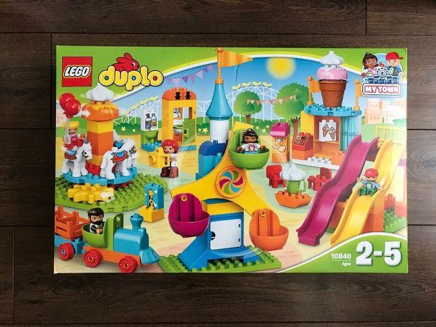 Lego Duplo 10840 Duże Wesołe Miasteczko Nowe Tychy Olxpl