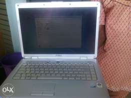 Dell inspiron 1545 laptop, 160g HHD, 2g ram, intel .