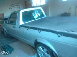 vw caddy 2,0 8v sunroof leather int