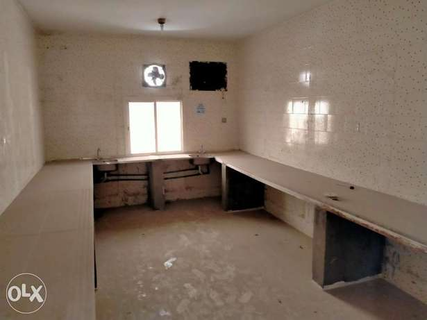 65 rooms and store in industrial area الريان -  3