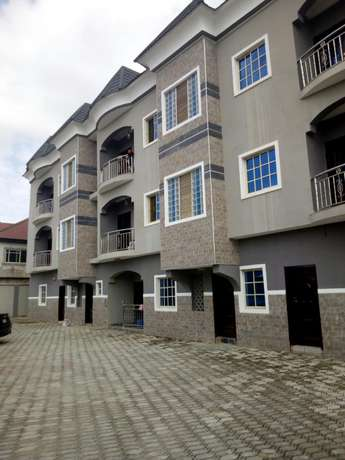 For Rent In Ajah Brand New 2Bedroom Flat at Badore Lagos Island West - image 1