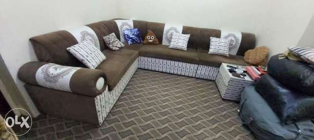 Majlis and A/C for sale