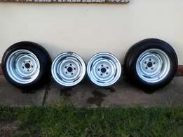 Rims Old School 5 Hole