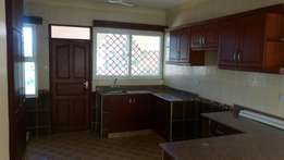 FOR RENT 3 Bedroom Spacious apartment in Nyali