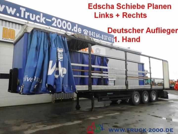 Koegel SN24 Maxx Edscha Dach Schiebeplane XL-Zertifikat - 2007