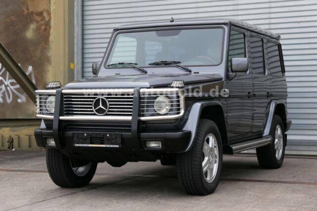Mercedes-Benz G 36 AMG ab Werk 1 von 120 weltweit limitiert - 1996