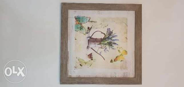 Wall Picture frames لوحة حائط