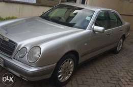 Very clean Mercedes Benz KAT for sale at Nairobi