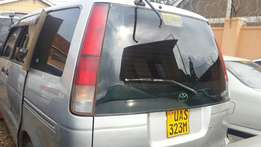 Toyota noah with good engine still perfect