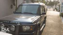 Discovery Land Rover -Barely used