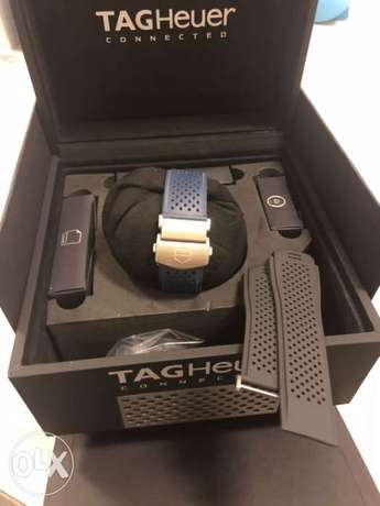 tagheuer smart watch connected tit Riyadh - image 3