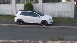 Golf 5 GTI bwa spec 260kw R165000 swap/trade