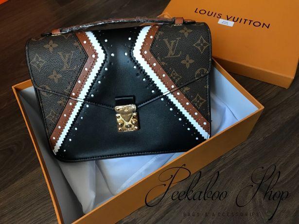 Сумка Louis Vuitton Metis . Люкс копия . Луи Виттон. Киев - изображение 1 63b2d8e6522