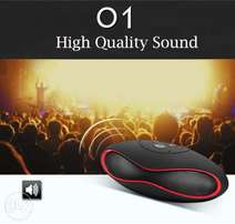 Portable Bluetooth Woofer Speaker/Mp3 Player With 3 Super Function