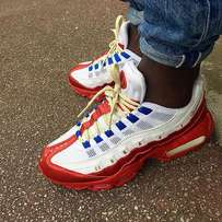 A day used nike 95 be brave size 44