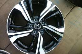 Factory alloy rim 17