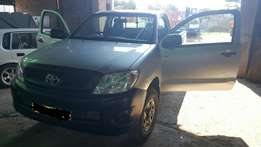 Toyota hilux 2.5 D4D SRX raised body