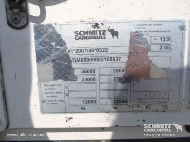 Schmitz Cargobull Semitrailer Prelată culisantă Mega - 2012 - image 9