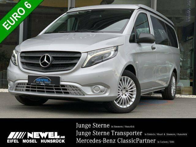 Mercedes-Benz V 250 d 4M Marco Polo ACTIVITY *TISCH*STDHZ*4x4* - 2017