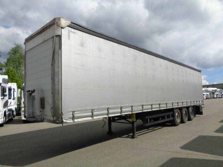 Schmitz Cargobull CARGOBULL SCS 24/L - 13.62 EB - 2016